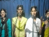 Community Singers at Radio Namaskar