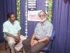 Prof Madhukar Sukla, XLRI  at Radio Namaskar